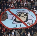 Ajax Fined €10,000 After Fans Unfurl 'Against Modern Football' Anti-Sheikh Banners