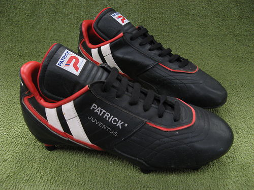 bad7e384b0c5 Football Boots We Have Loved: Patrick Juventus | Who Ate all the Pies