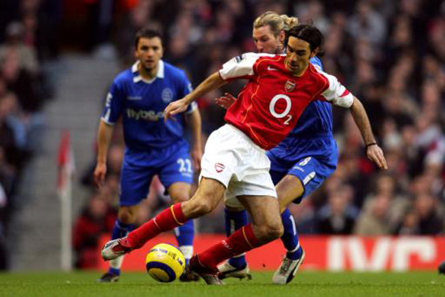 Soccer - FA Barclays Premiership - Arsenal v Birmingham City