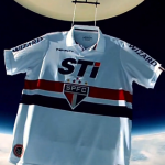 Sao Paulo Take Kit Launch Very Seriously, Send New Shirt 30,000m Into Space (Video)