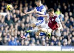 Soccer - Barclays Premier League - Everton v Aston Villa - Goodison Park