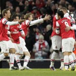 Arsenal 1-0 Stoke &#8211; Podolski Strikes To Give Gunners Deserved Win At The Emirates (Photos &#038; Highlights)
