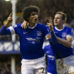 Everton 3-3 Aston Villa &#8211; Fellaini Brace Rescues Point For Toffees Against Villans (Photos &#038; Highlights)