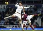 Soccer - Barclays Premier League - West Ham United v Swansea City - Upton Park