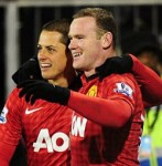 Fulham 0-1 Man Utd – Late Rooney Strike Sends Red Devils 10 Points Clear In Title Race (Photos & Highlights)