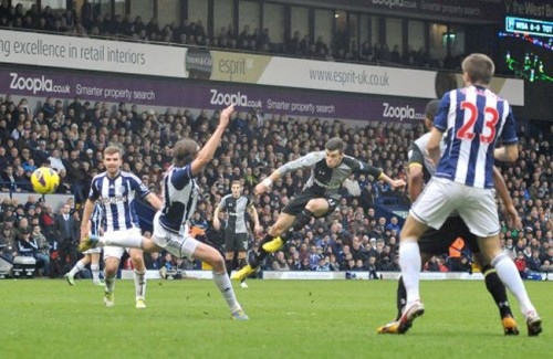 Soccer - Barclays Premier League - West Bromwich Albion v Tottenham Hotspur - The Hawthorns