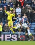 Soccer - Barclays Premier League - West Bromwich Albion v Tottenham Hotspur - The Hawthorns