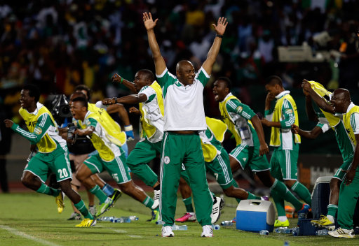 promise free gives nigerias super eagles lift
