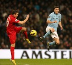 Soccer - Barclays Premier League - Manchester City v Liverpool - Etihad Stadium