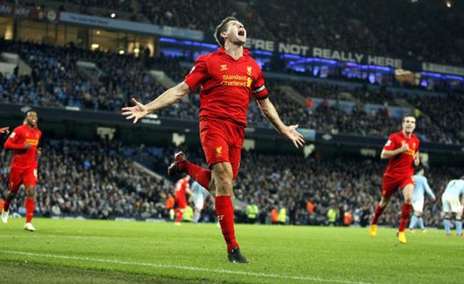 Soccer ��� Barclays Premier League ��� Manchester City v Liverpool.