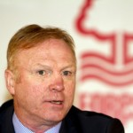 Alex McLeish Sacked As Nott&#8217;m Forest Manager After 40 Days In Charge