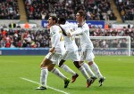 Soccer - Barclays Premier League - Swansea City v Queens Park Rangers - Liberty Stadium