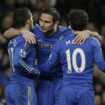 Chelsea 4-1 Wigan – Late Goals Put Gloss On Nervy Blues' Display At The Bridge (Photos & Highlights)
