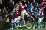 Soccer - Barclays Premier League - Aston Villa v West Ham United - Villa Park