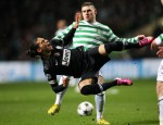 Soccer - UEFA Champions League - Round of Sixteen - Celtic v Juventus - Celtic Park