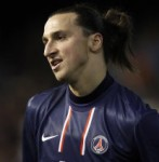 Football GIF: Zlatan Sees Red After Injury-Time Stamp During PSG's 2-1 Win In Valencia