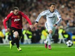 Soccer - UEFA Champions League - Round of 16 - First Leg - Real Madrid v Manchester United - Santiago Bernabeu