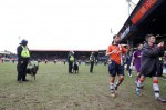 Soccer - FA Cup - Fifth Round - Luton Town v Millwall - Kenilworth Road