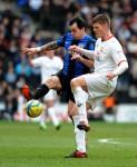 Soccer - FA Cup - Fifth Round - Milton Keynes Dons v Barnsley - stadium:mk