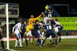 Soccer - FA Cup - Fifth Round - Oldham Athletic v Everton - Boundary Park