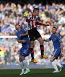 Soccer - FA Cup - Fourth Round Replay - Chelsea v Brentford - Stamford Bridge