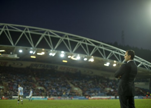 Soccer - FA Cup - Fifth Round - Huddersfield Town v Wigan Athletic - John Smith's Stadium