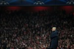 Soccer - UEFA Champions League - Round of 16 - First Leg - Arsenal v Bayern Munich - Emirates Stadium