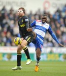 Soccer - Barclays Premier League - Reading v Wigan Athletic - Madjeski Stadium