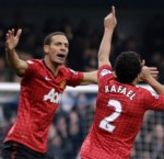 QPR 0-2 Man Utd – Red Devils Go 15 Points Clear After Hard-Fought Win At Loftus Road (Photos & Highlights)