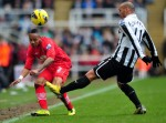 Soccer - Barclays Premier League - Newcastle United v Southampton - St James&#039; Park