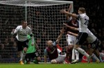 Soccer - Barclays Premier League - West Ham United v Tottenham Hotspur - Upton Park