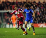 Soccer - FA Cup - Fifth Round - Middlesbrough v Chelsea - Riverside Stadium