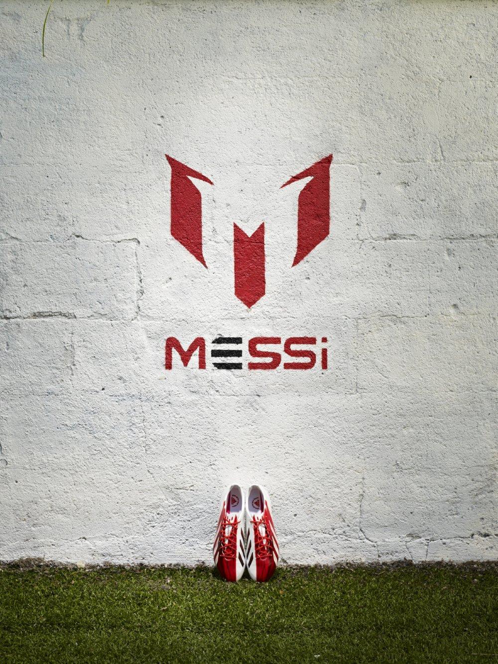 066c1cba3 These Are Lionel Messi's New AdiZero F50 Boots, As Designed By Lionel Messi  (Photos)