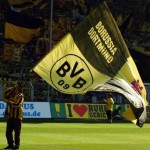 German Couple Take Neighbours To Court Over 'Noisy' Borussia Dortmund Flag In Garden