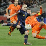 Stat Boffins Opta Deconstruct Andres Iniesta's 2010 World Cup Winning Goal (Video)