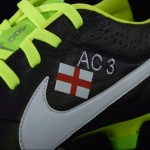 Ashley Cole To Wear Special '100 Cap' Nike Tiempos vs Brazil Tonight (Photos)