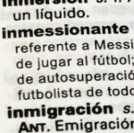 'Inmessionante': Lionel Messi Added To Spanish Dictionary