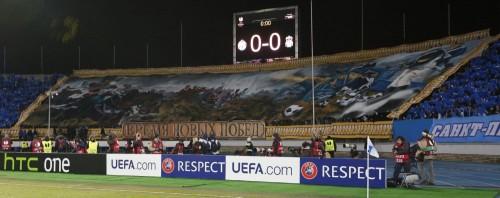 Russia Soccer Europe League