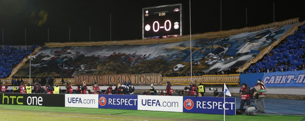 Russia Soccer Europe League