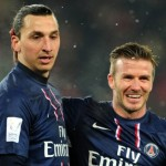 Beautiful, Beautiful David Beckham Makes PSG Debut In 2-0 Victory Over Marseille (Photos)