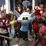Man City Try Their Hand At This Harlem Shake Thing (Video)