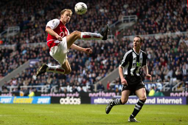 Soccer - FA Barclaycard Premiership - Newcastle United v Arsenal