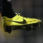 The Jig Is Up! Rafael Da Silva Wears Boots With Name Of 'Twin Brother' Fabio Stitched On vs Fulham (Photo)