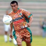 Shit Football Kits: Jaguares Outrageous 'Jaguar Print' Retina Destroyer, 2001-ish?