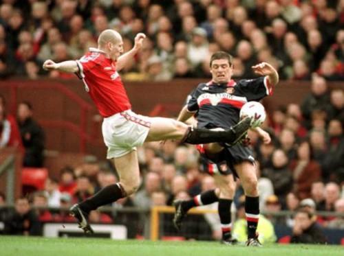 Soccer - FA Carling Premiership - Manchester United v Sunderland