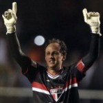 Sao Paulo Players Disappear For Emergency Kit Change, Keeper Rogerio Ceni Left To Sing National Anthem Alone (Video)
