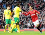 Soccer - Barclays Premier League - Manchester United v Norwich City - Old Trafford
