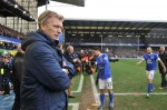 Soccer - FA Cup - Quarter Final - Everton v Wigan Athletic - Goodison Park