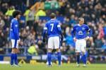Soccer - FA Cup - Quarter Final - Everton v Wigan Athletic - Goodison Park