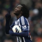 West Brom 2-1 Swansea – Romelu's On Fire! Lukaku On Target Again As Baggies Beat Swans (Photos & Highlights)
